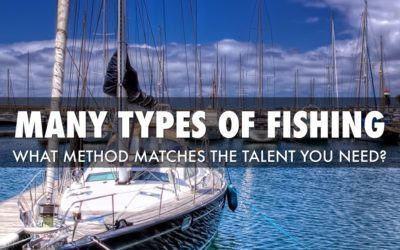 Talent pool dry? Where are you fishing?